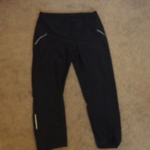 RBX Pants - RBX black Capri yoga pants